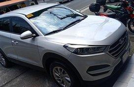 2017 Hyundai Tucson for sale in Manila