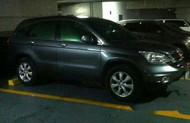 Sell Grey 2010 Honda Cr-V in Malabon