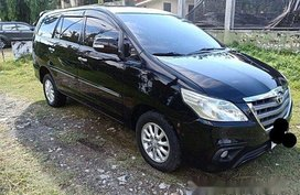 Selling Toyota Innova 2015 Automatic Diesel in Makati