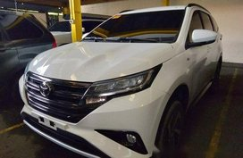 Sell White 2019 Toyota Rush in Quezon City