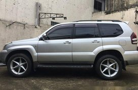 Selling Toyota Land Cruiser Prado 2004 at 90000 km
