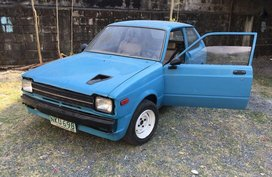 1981 Toyota Starlet for sale in Pasig