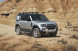 Sneak-a-peek: Land Rover Defender 2020 finally revealed!