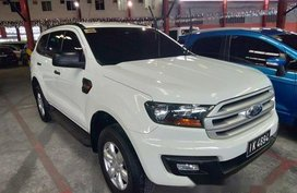 White Ford Everest 2016 Automatic Diesel for sale in Quezon City