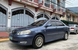 2005 Toyota Corolla Altis for sale in Manila