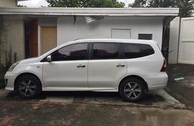 White Nissan Grand Livina 2013 for sale in Antipolo