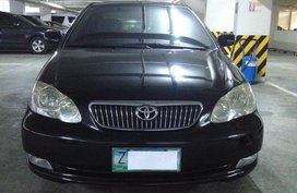 Selling Toyota Altis 2007 Automatic Gasoline in San Juan