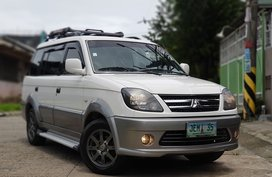 White 2012 Mitsubishi Adventure for sale in Tarlac