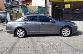 Grey 2009 Honda Accord 2.4 Automatic for sale in Makati
