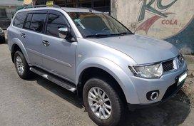 Sell Silver 2012 Mitsubishi Montero GLS V Automatic