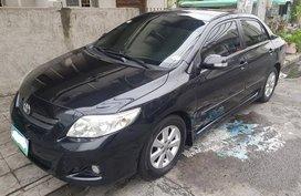 Black 2011 Toyota Corolla Altis 1.6 V for sale in Makati