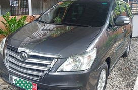 Toyota Innova 2016 Manual Diesel for sale