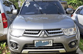 Sell Silver 2014 Mitsubishi Montero Sport in Davao City
