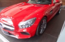 Selling Red Mercedes-Benz Amg Gts 2017 in Manila