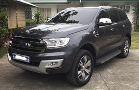 Used 2017 Ford Everest for sale in Manila
