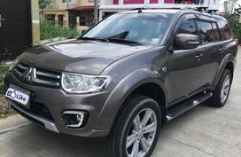 Used Mitsubishi Montero Sport 2013 Manual Diesel for sale