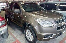 Brown Chevrolet Trailblazer 2016 Automatic for sale