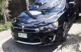 Black Mitsubishi Lancer Ex 2016 at 32000 km for sale