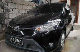 Black Toyota Vios 2016 at 15000 km for sale
