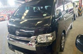 Selling Black Toyota Hiace 2017
