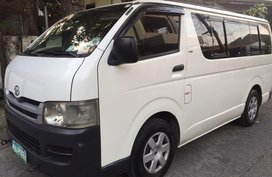 2008 Toyota Hiace for sale in Dasmariñas City