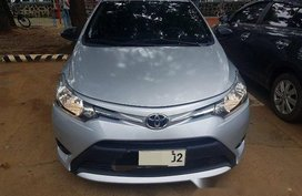 Selling Silver Toyota Vios 2014 Manual Gasoline
