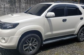 2014 Toyota Fortuner for sale in Quezon City