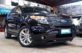 Black 2013 Ford Explorer at 62000 km for sale