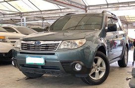 Sell 2nd Hand 2010 Subaru Forester Automatic in Makati