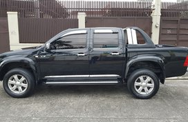 Black 2012 Isuzu D-Max at 70000 km for sale
