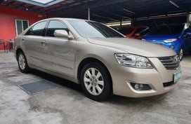Selling 2nd Hand Toyota Camry 2008 Automatic Gasoline in Las Pinas
