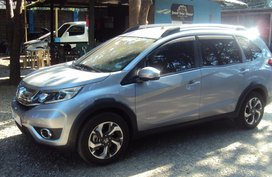 Selling Used Honda BR-V 2017 at 3800 km in La Union