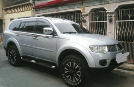 Used Mitsubishi Montero Sport 2009 for sale in Laguna