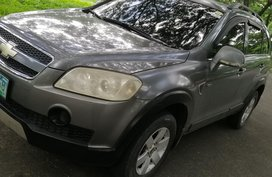 2nd Hand 2008 Chevrolet Captiva Automatic Diesel for sale