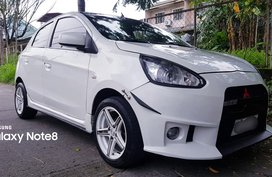 Used 2014 Mitsubishi Mirage for sale in Las Pinas