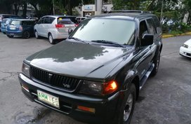 Mitsubishi Montero Sport 1997 for sale in Quezon City