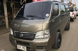 Nissan Urvan 2008 for sale in Las Piñas