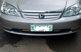 2002 Honda Civic for sale in Quezon City