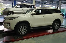 Toyota Fortuner 2017 for sale in Parañaque