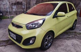 2014 Kia Picanto for sale in Manila