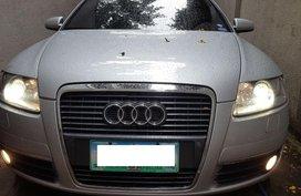Audi A6 2007 for sale in Quezon City
