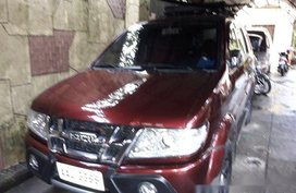 Sell Red 2015 Isuzu Crosswind in Baliuag
