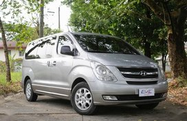 2013 Hyundai Grand Starex for sale in Quezon City