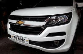 Chevrolet Trailblazer 2017 for sale in Pasig