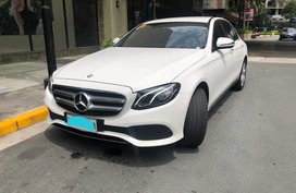 2016 Mercedes-Benz E-Class for sale in Manila