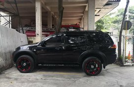 2012 Mitsubishi Montero for sale in Manila