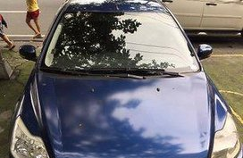 Sell Blue 2009 Ford Focus at 62000 km