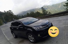 Sell Black 2014 Toyota Rav4 Automatic in Prosperidad