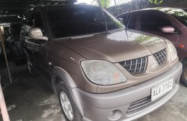 2014 Mitsubishi Adventure Manual Transmission DSL in Quezon City