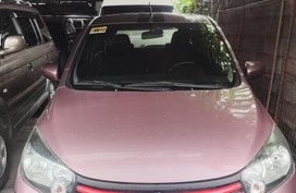 Pink 2016 Celerio Manual for sale in Quezon City
